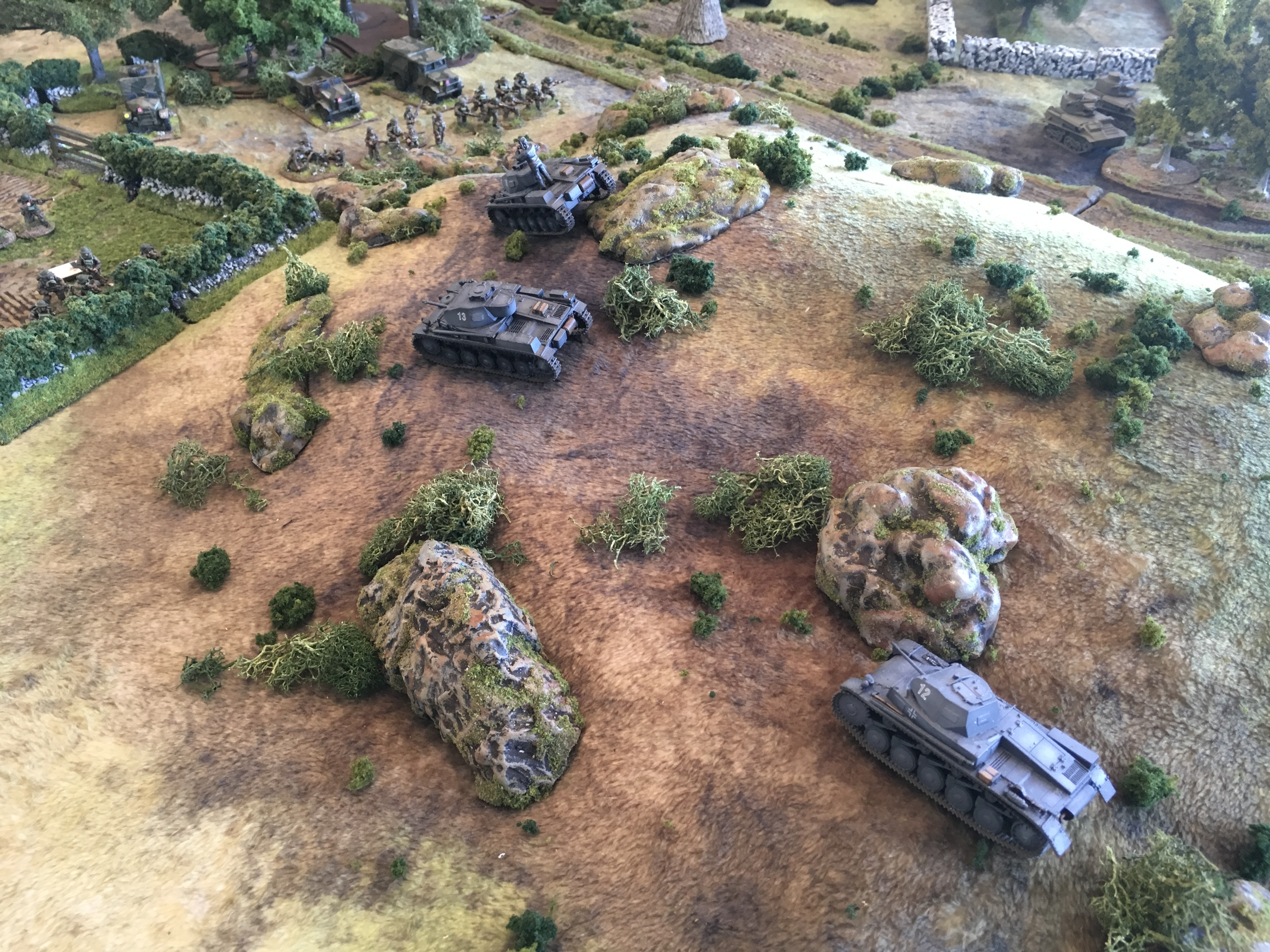 Clash of reconnaissance near the Dyle. BG Blitzkrieg AAR. 7241A7D4-265F-42D6-9471-F9D3F9051219