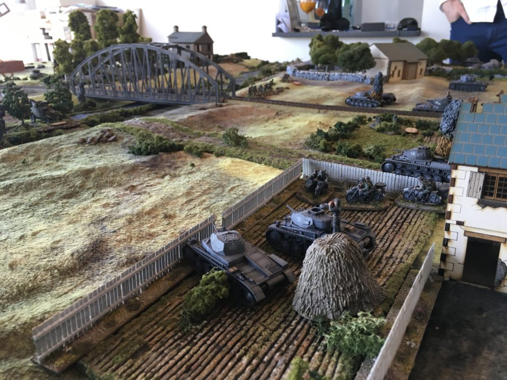 Backs to the sea. The BEF (tries to) stand fast. A BG Blitzkrieg AAR 2A2519F5-FA32-42AD-B89A-359CFFF8EBFB-e1514138776536