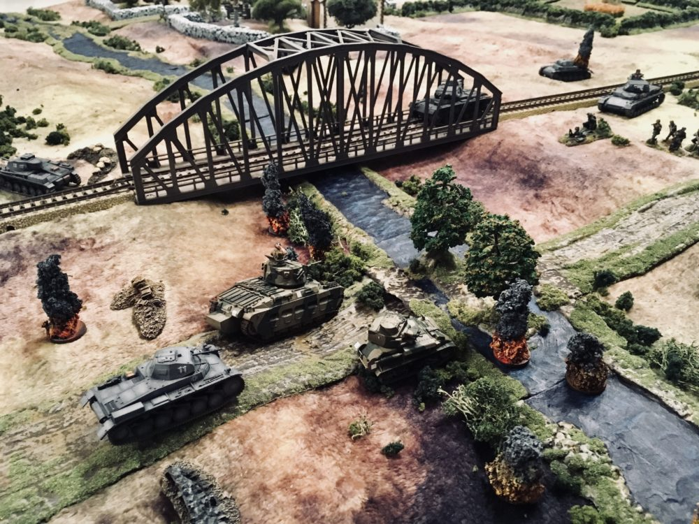 Backs to the sea. The BEF (tries to) stand fast. A BG Blitzkrieg AAR BBEE060A-F5F1-4B33-9727-715A1FE877D2-e1514139870711